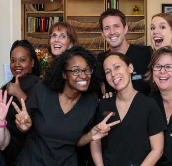 Dr. Alan Sevy & Augusta Dental Team
