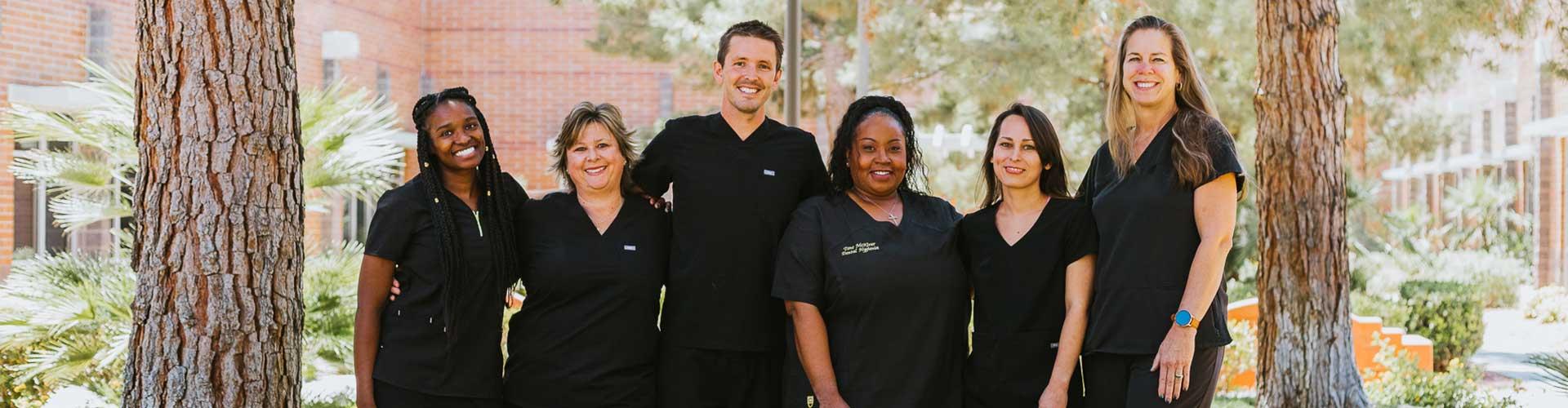 Meet the Team Header Image - Augusta Dental