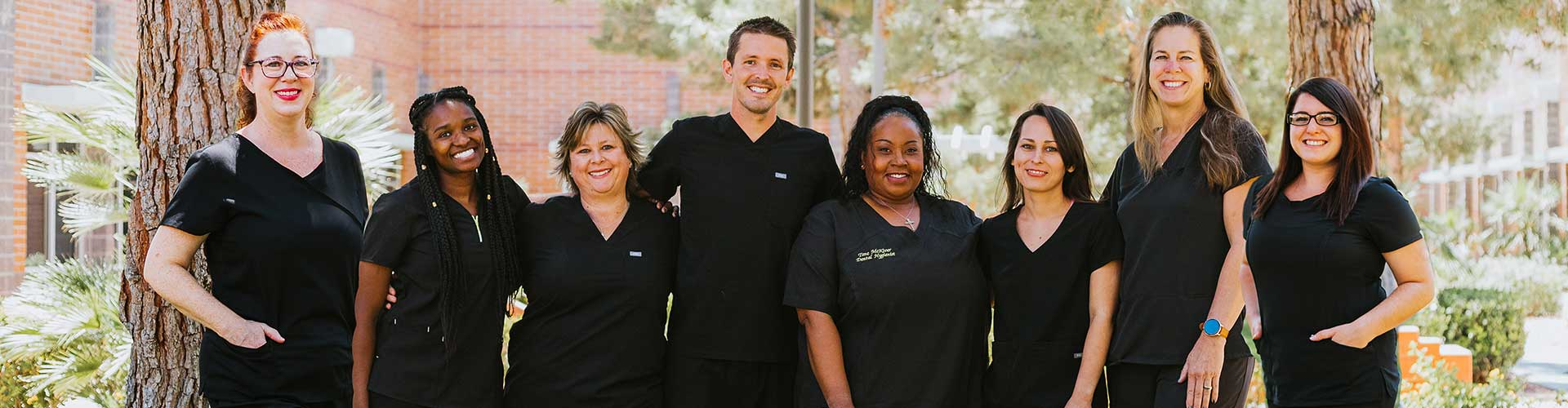 Meet the Team Header Image - Augusta Dental